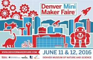 PDF Poster - Denver Maker Faire 2016